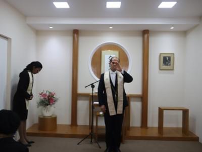 Johrei Center Caxias (MA) realiza reunião de Johrei e transmissão do Culto Mensal de Agradecimento