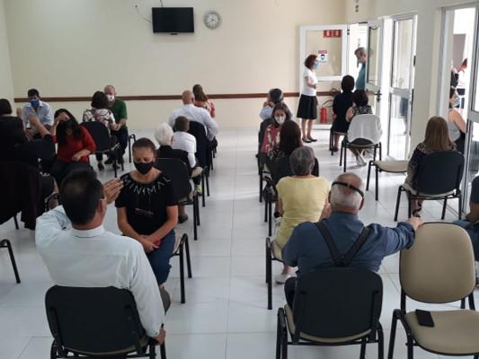 Membros ministram mais de 600 Johrei em atividade de Dai Johrei Kai da Igreja ABCDM (SP)
