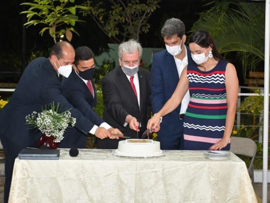 Presidente da IMMB em visita missionária comemora 54 anos de fé messiânica no Maranhão