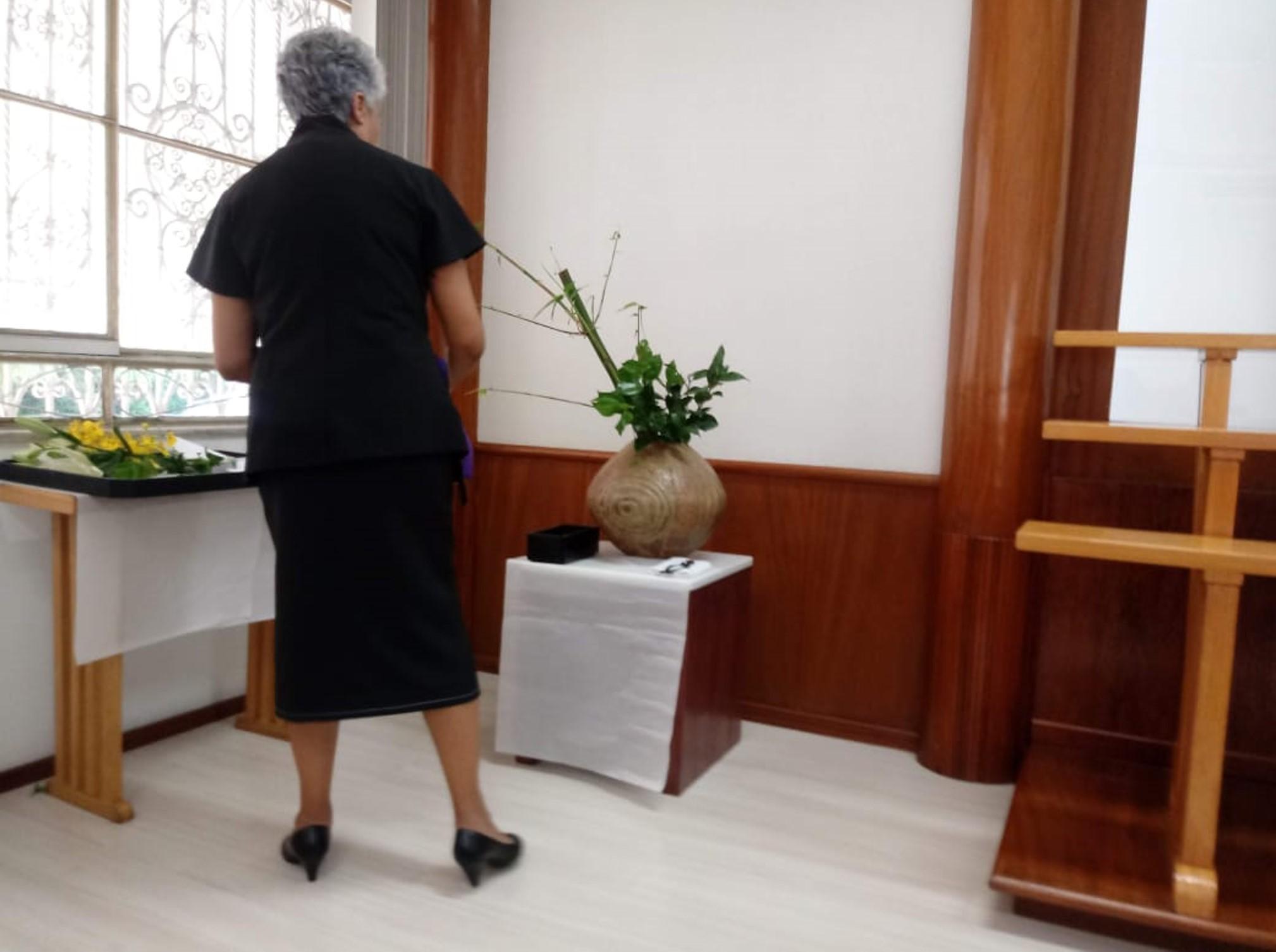 Johrei Center São Gonçalo (RJ) realiza a Cerimônia do Hatsuike