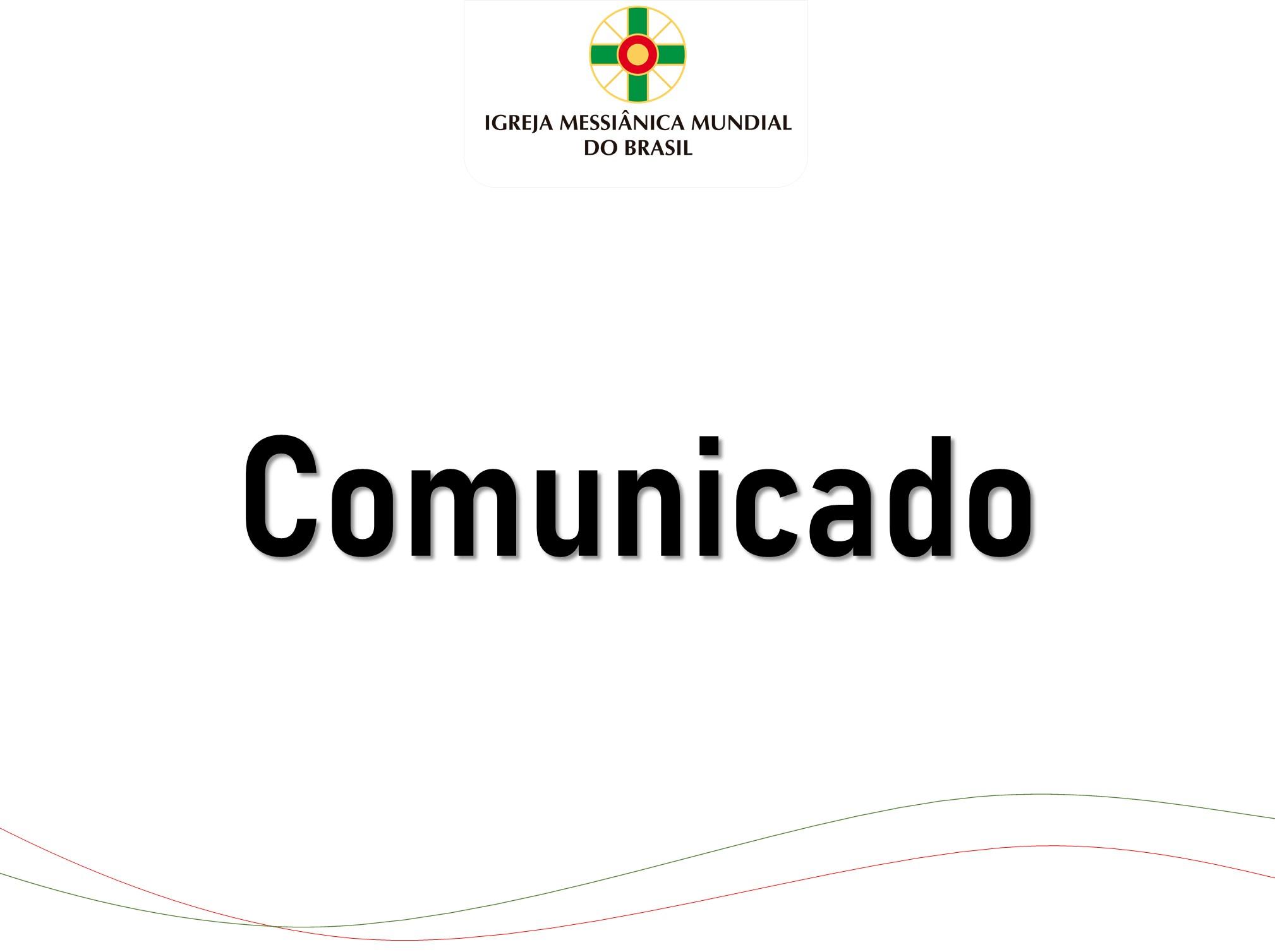 Comunicado - Solo Sagrado de Guarapiranga fechará para manutenção