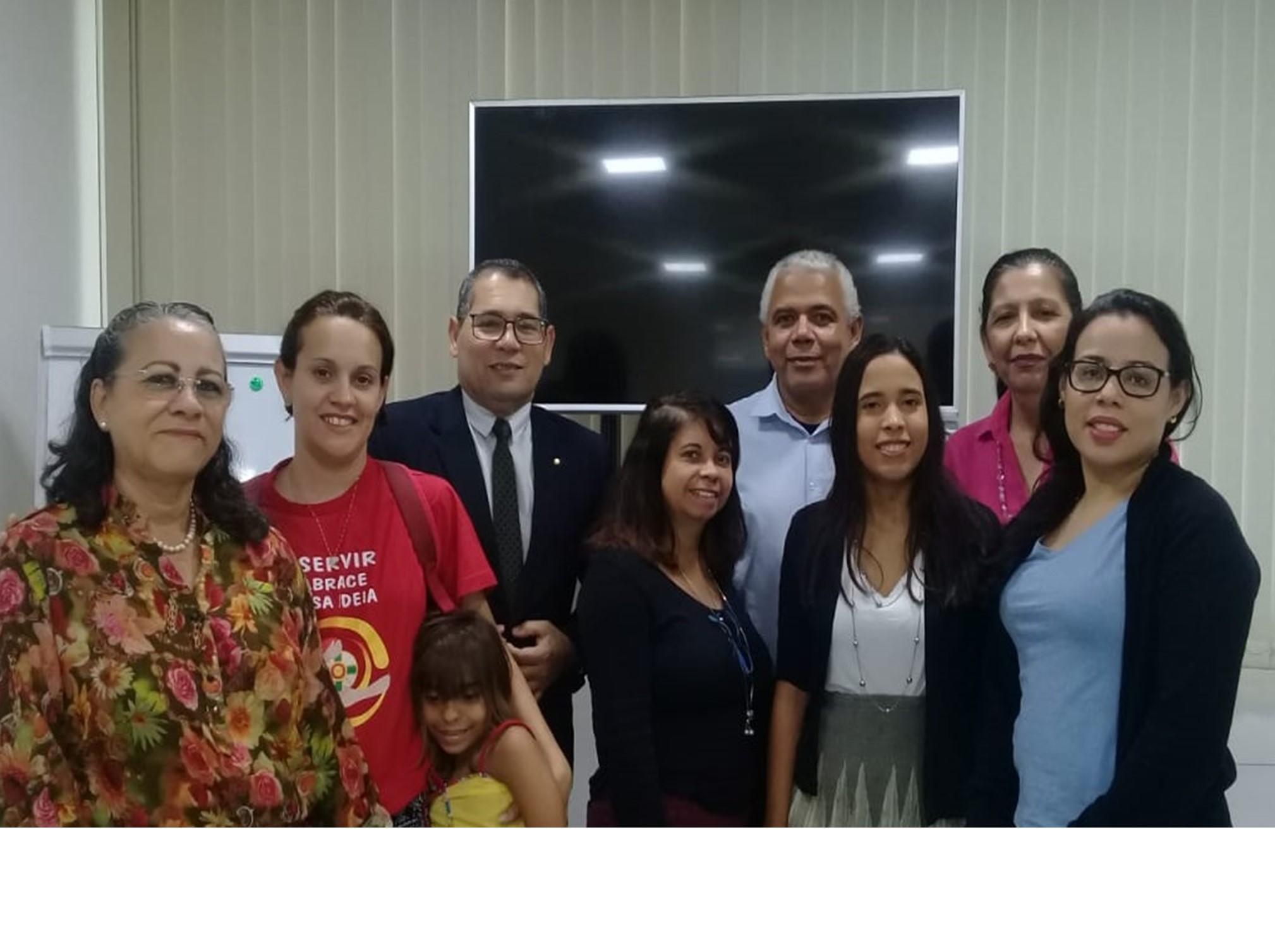 Igreja Recife (PE) promove atividade para equipe do Sorei Saishi