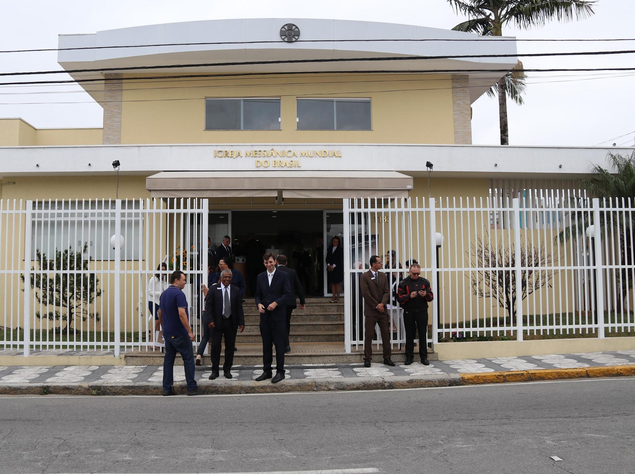 IMMB realiza cerimônia em Mogi das Cruzes (SP)